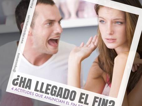 ¿Ha llegado el fin?: 4 actitudes que anuncian en fin de una relación de pareja