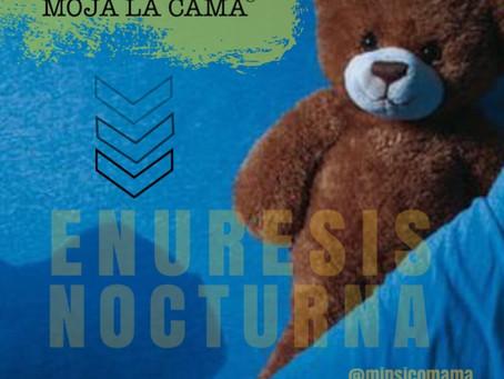 Enuresis Nocturna: Mi hijo moja la cama
