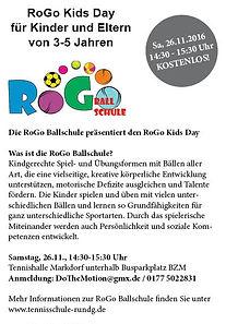 RoGo Kids Day