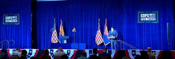 APA Trump Endorsement - Pence Tucson Inv