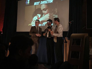Awards Night Success