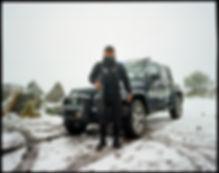 Mark Arrigo Mexico Mountain Police Monoc