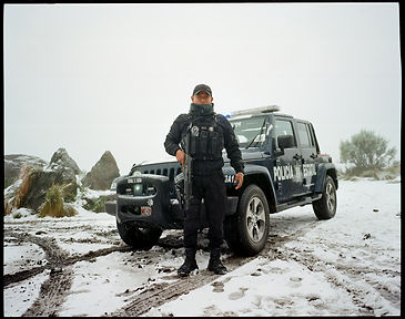Mark Arrigo Mexico Mountain Police Monoc