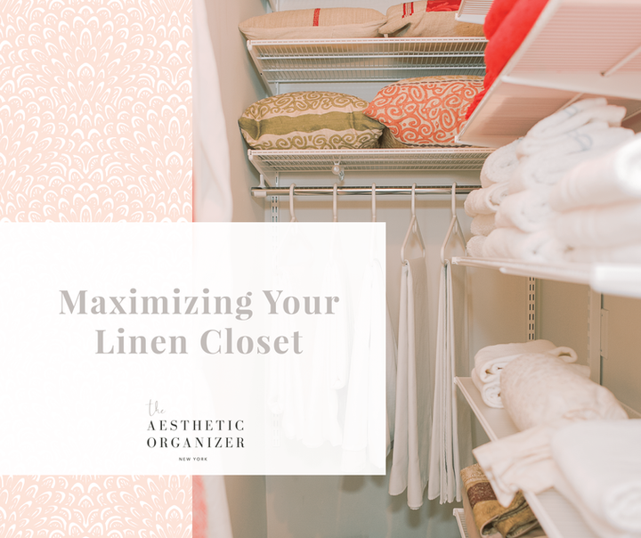 Maximizing Your Linen Closet