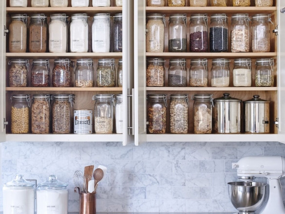 Benefits of Decanting Pantry Staples