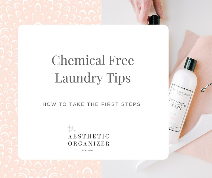 Benefits of a Chemical-Free Laundry Routine