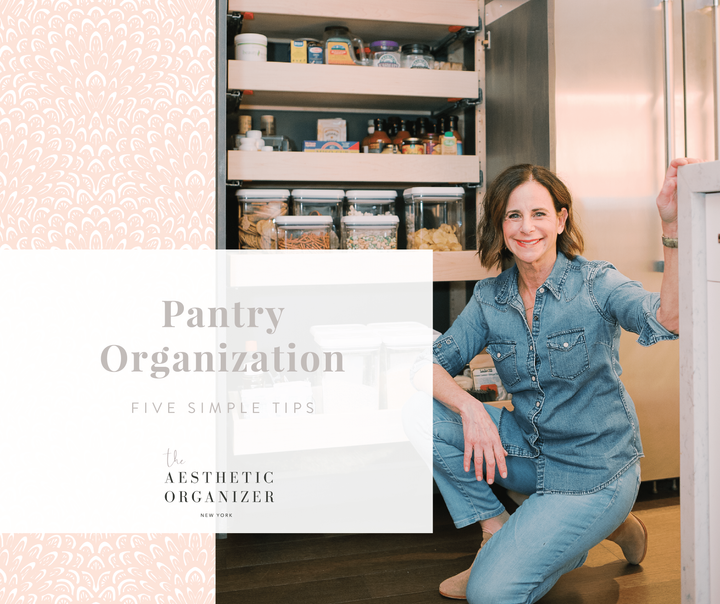 Pantry Organization: Five Simple Tips