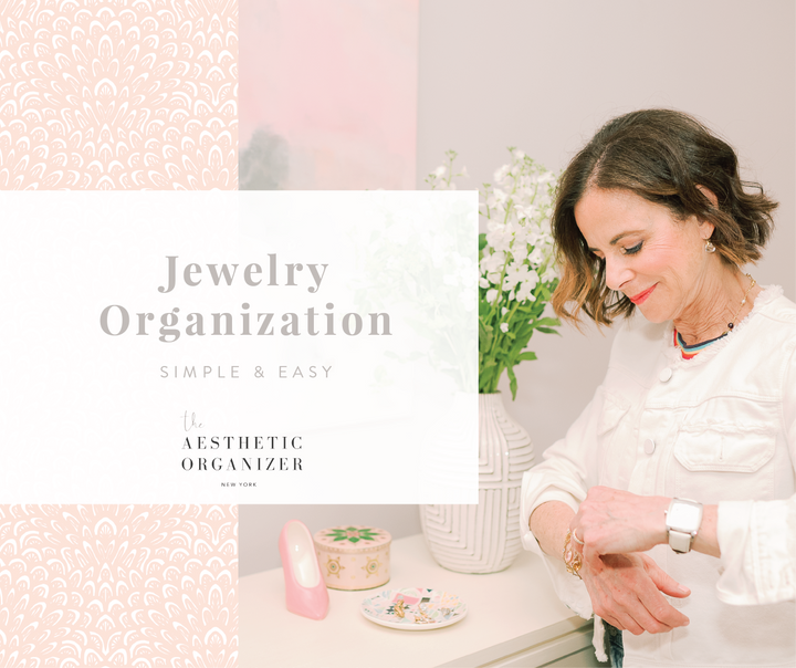Jewelry Organization: Simple and Easy