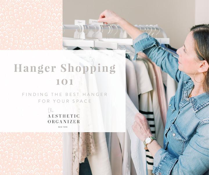 Hanger Shopping 101