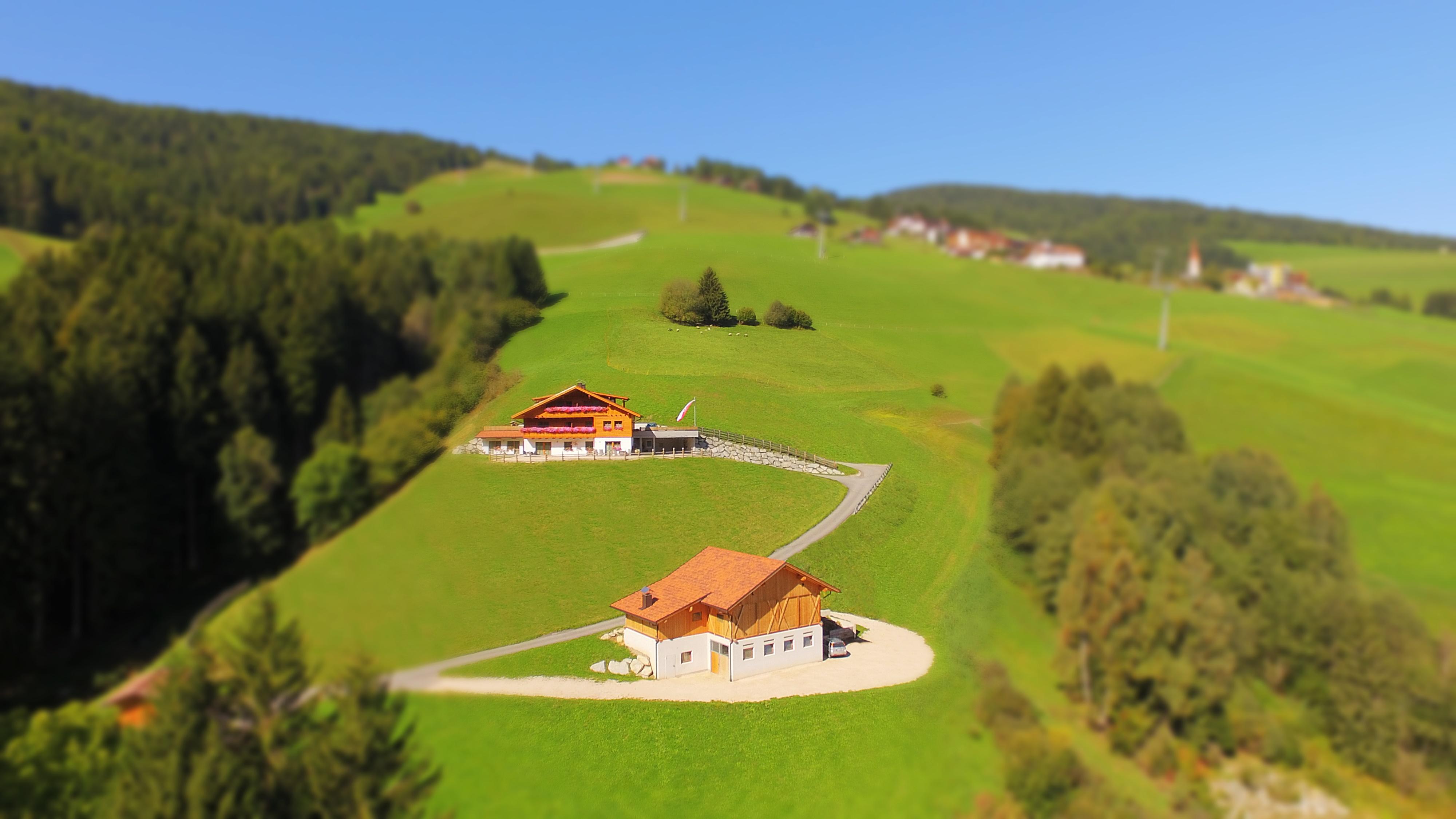 Residenz Erschbaum Sommer