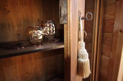 Sauna Schrank