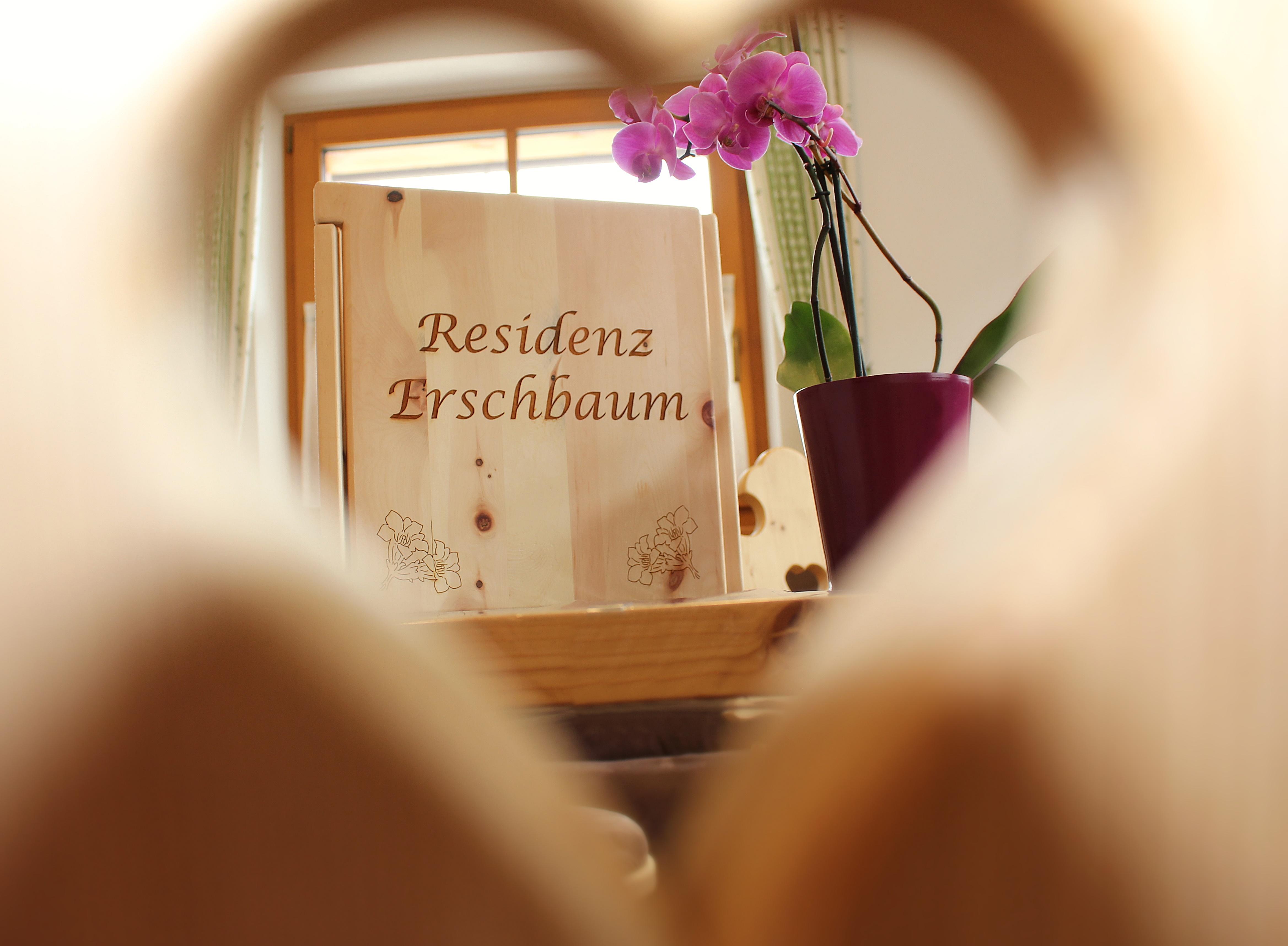 Residenz Erschbaum Herz