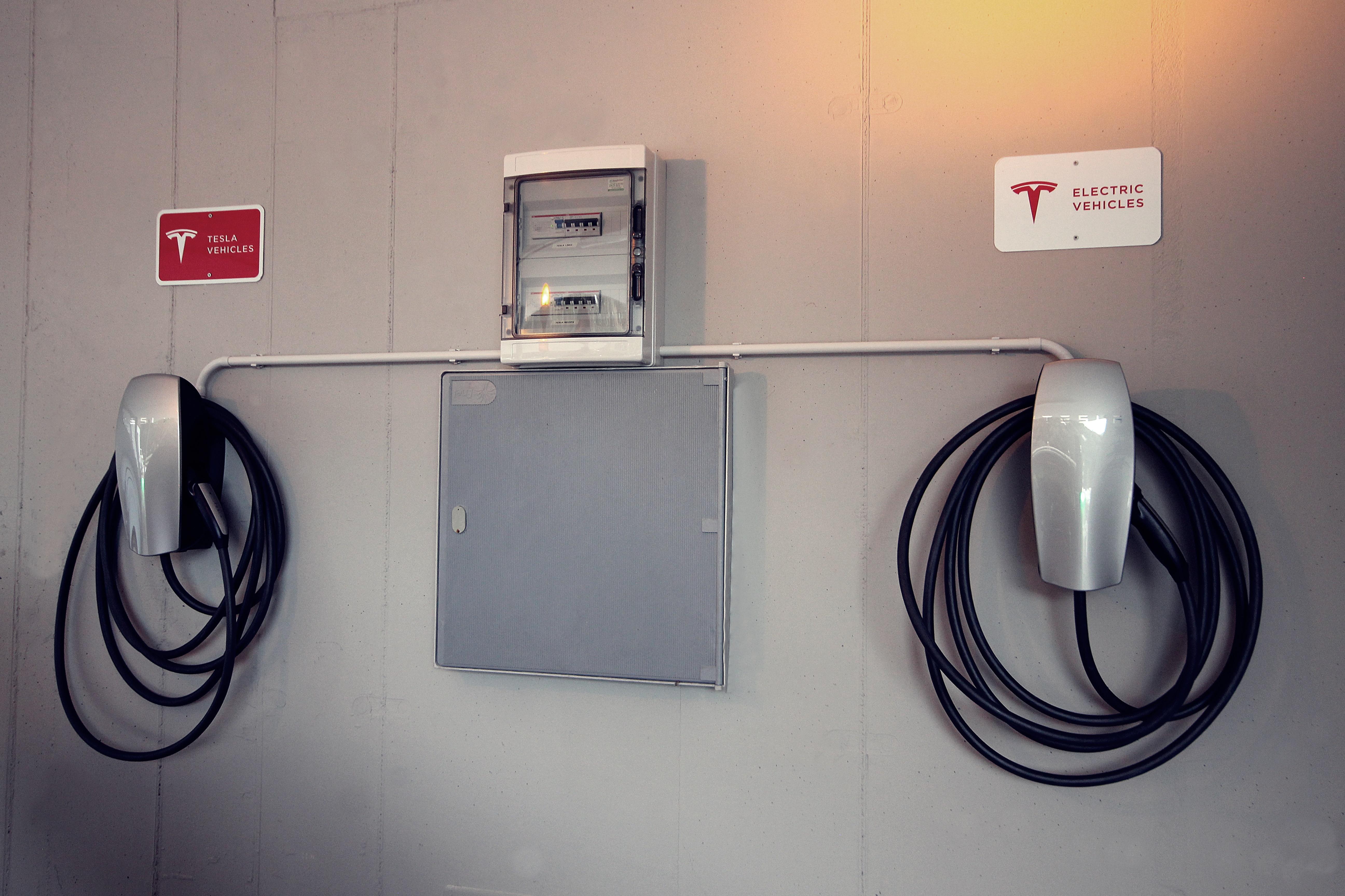 Residenz Erschbaum Tesla Station