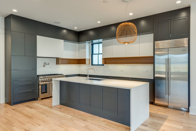 We'll bring the Contemporary, Urban or Classic Kitchen you envision to life