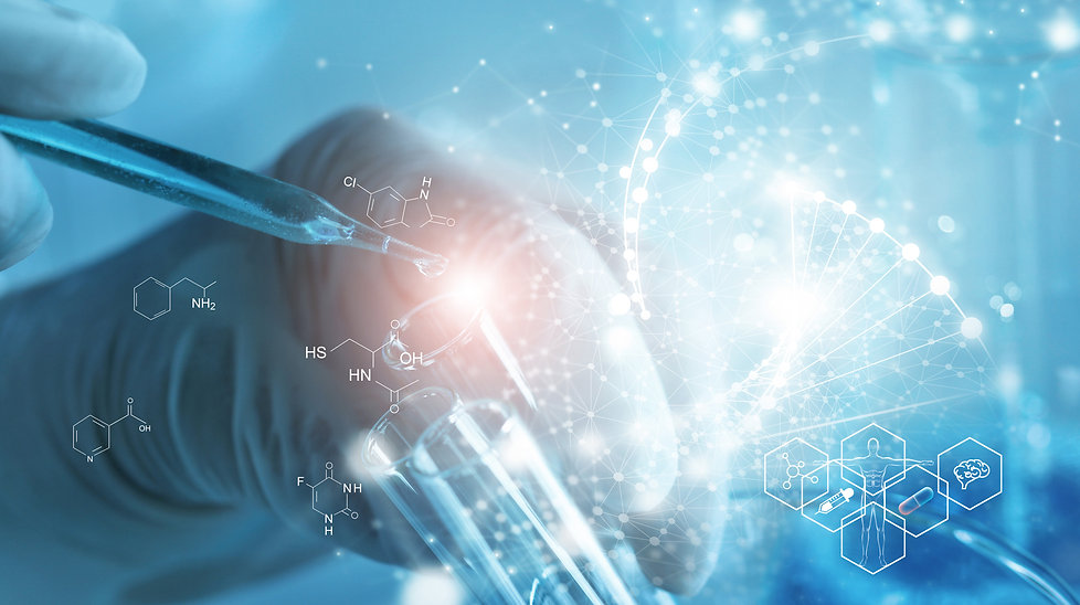 Genetic research and Biotech science Con