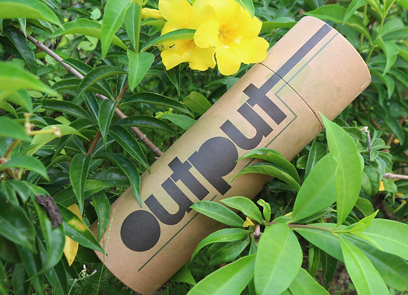 Output Bamboo Bottle