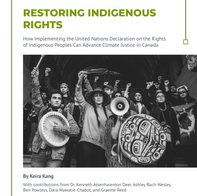 Restoring Indigenous Rights