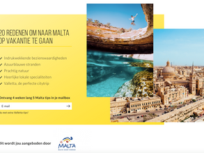Goodbye says Hello to Malta !