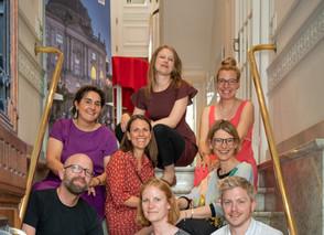 """""""Viel Spass"""" working for Deutsche Zentrale für Tourismus in Brussels"""