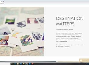 Destination Matters....