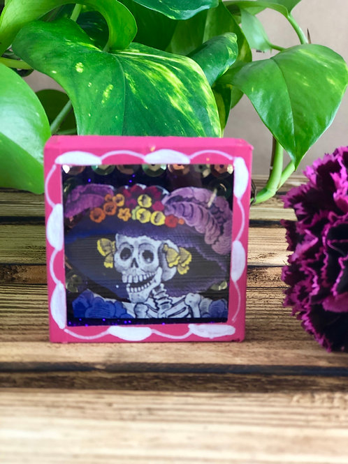 Shrine magnets Catrina