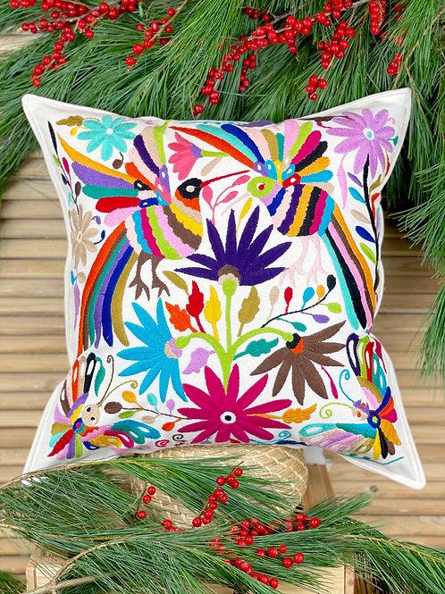 Otomi cushion cover - Multicolor #39