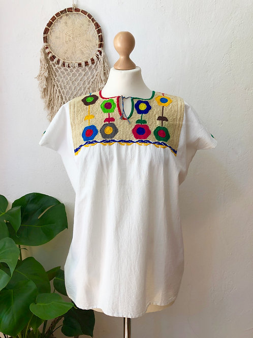 Bochil blouse - Florecitas