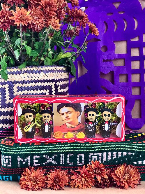 Frida´s Mariachi Serenate Calavera Box