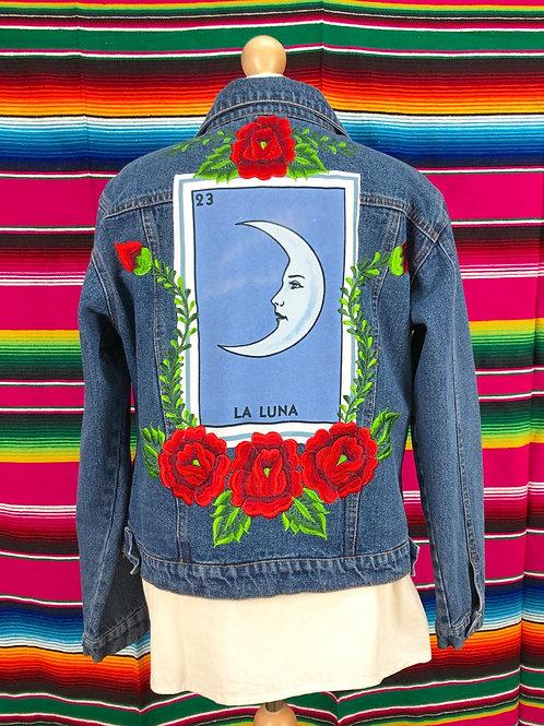 Denim Jacket - La Luna size 38