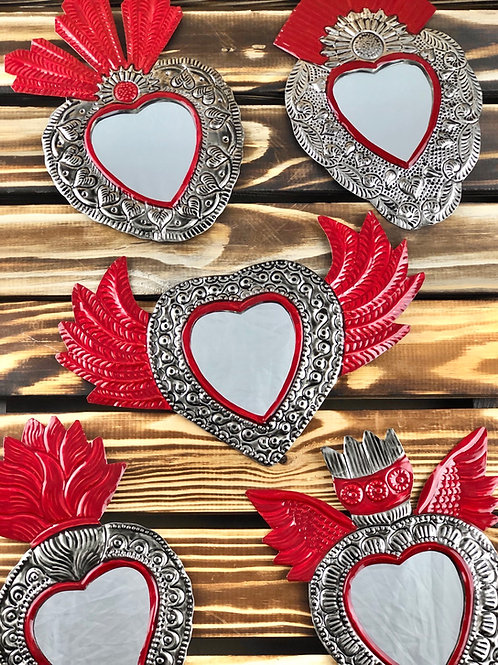 Sacred Heart wall mirrors