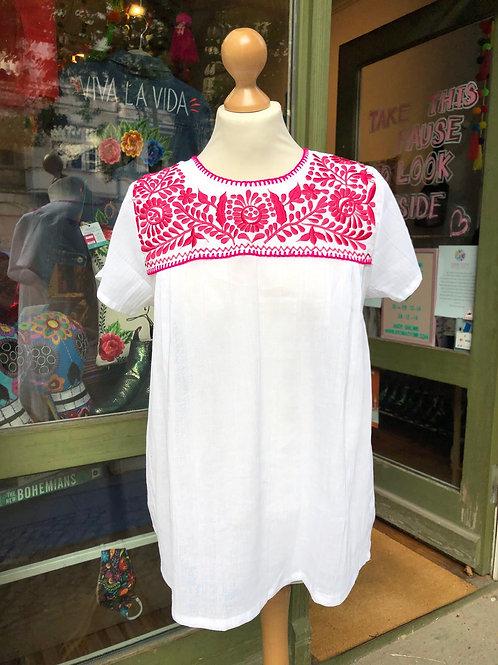 Tehuacan blouse - Medium