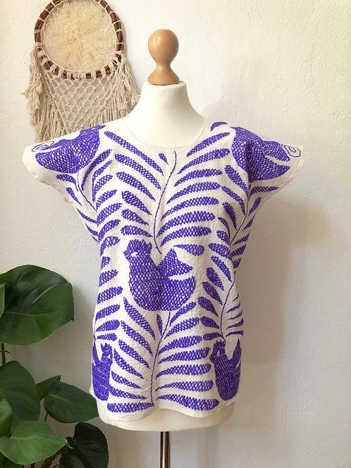 Palmita blouse - Lilia