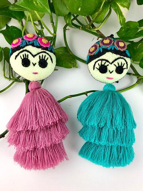 Frida tassels