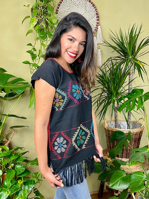 Cotzocon blouse - Xochitl
