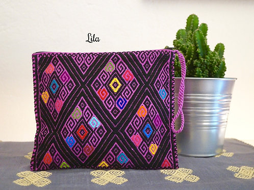 Woven cosmetic bags XL - Various colours