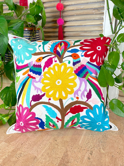 Otomi cushion cover - Multicolor #27