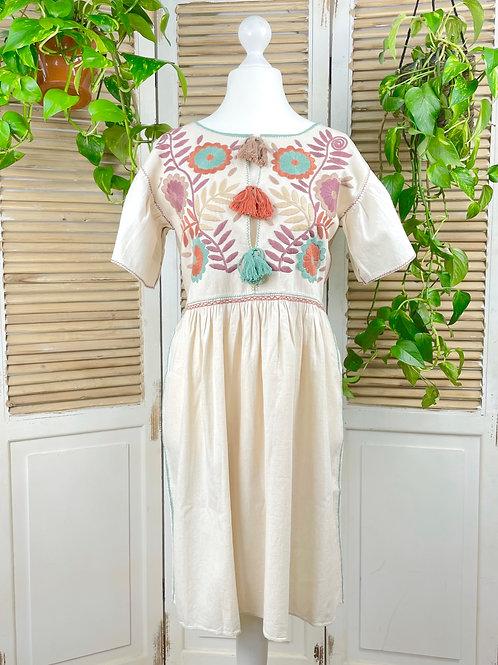 """Margarita dress open """"Dreamy"""" - Medium size"""