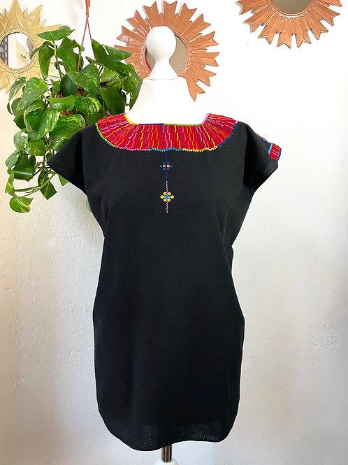 Santa Martha blouse black - M/L