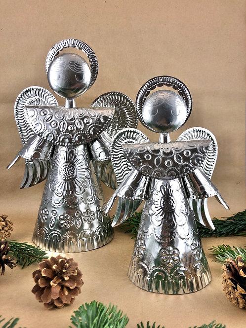 Angels - Tin ornament