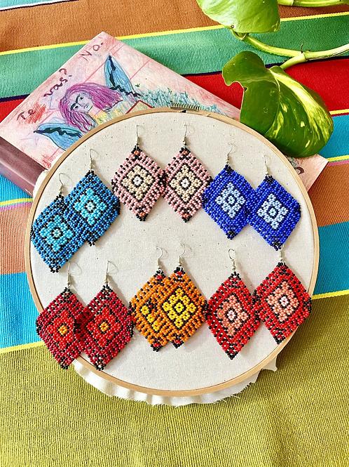 """""""Pejel"""" earrings"""