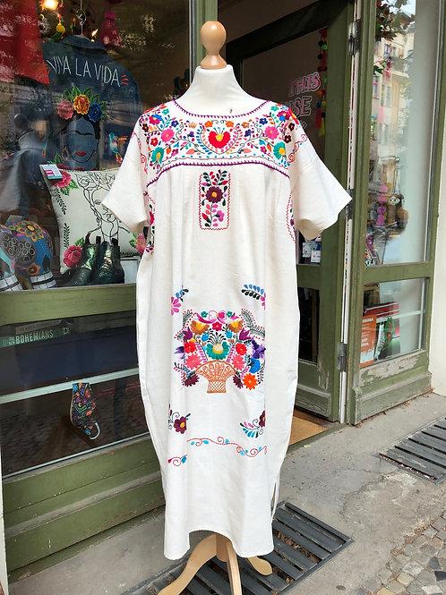 Cotton Puebla dress - XXL