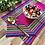Thumbnail: Guatemala Table set / 6 placemats and cloth napkin