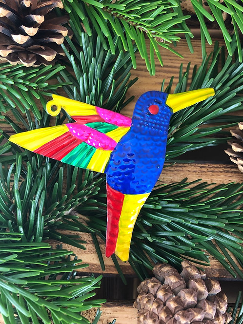 Colibri - Christmas Tree Tin ornament
