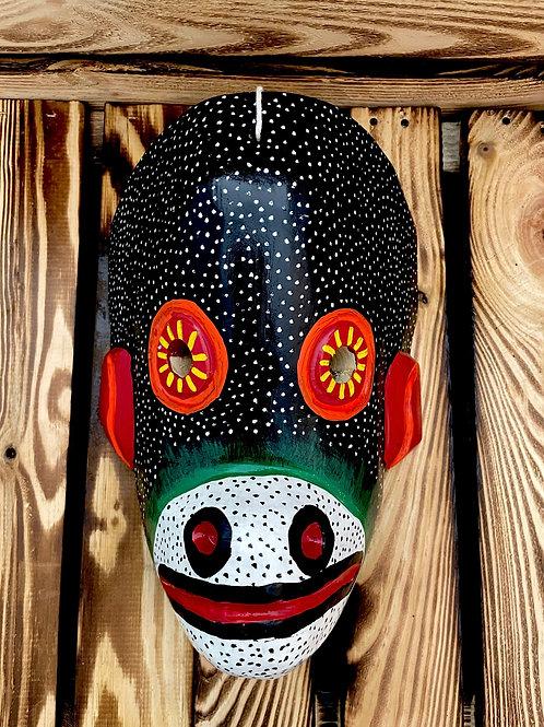 Wooden mask - Monkey