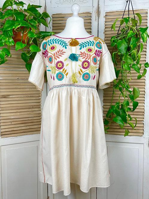 """Margarita dress open """"Bold"""" -  Extra Large size"""