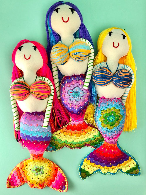 Mexican Mermaids - Large