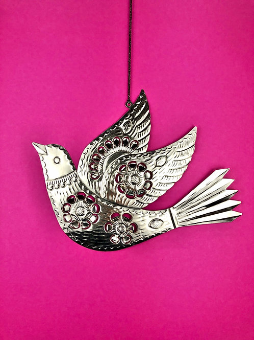 Paloma - Tin ornament