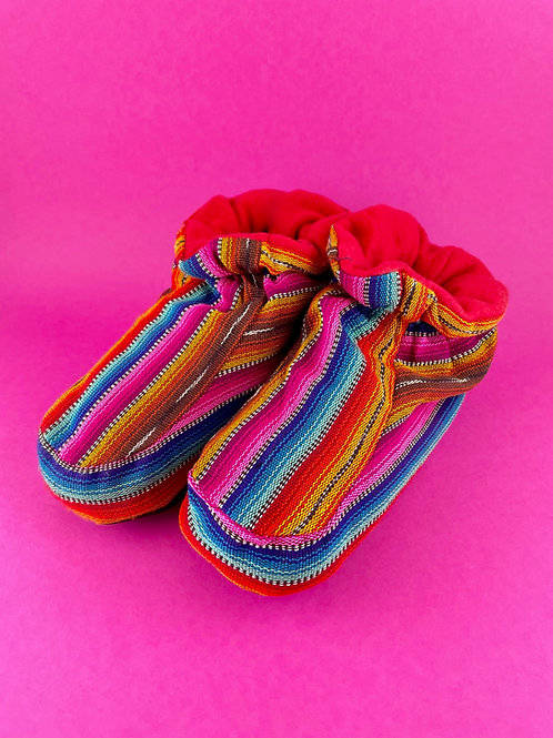 Guatemalan Slippers - Size 40/42