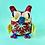 Thumbnail: Handmade wool owl