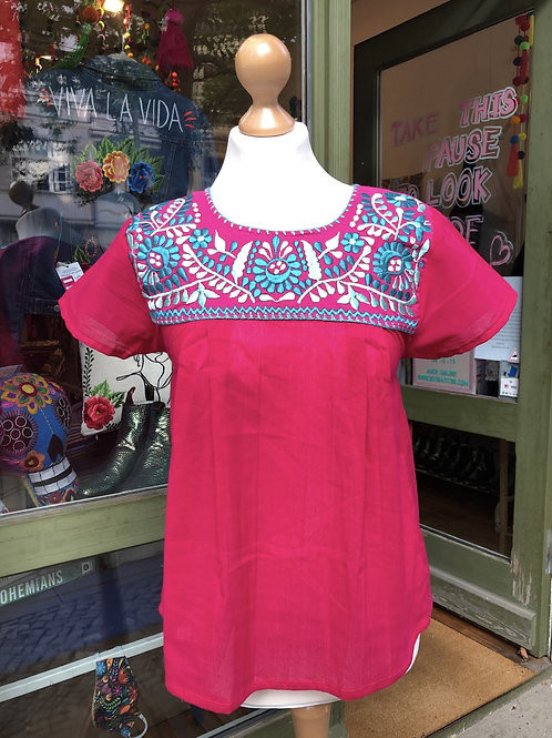 Tehuacan blouse - Small